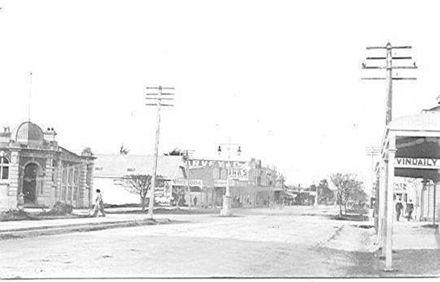 Oxford Street 1918 - 1920