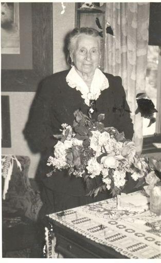 Mrs Lett aged 83