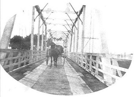 Moutoa Bridge, Shannon