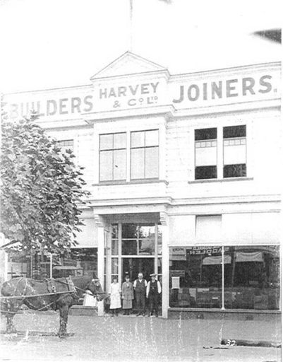Harvey & Co. Ltd., Oxford St., Levin