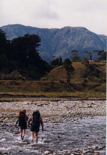 Ohau River and Hunters