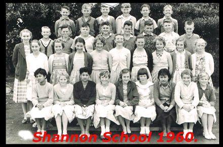 Shannon School 1960
