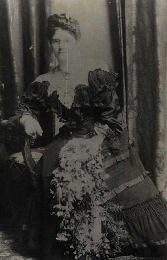 Mrs Gardener  (first Mayoress of Levin)
