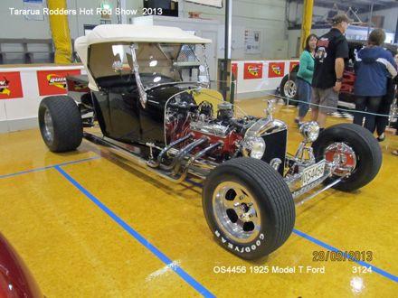 3124 OS4456 1925 Model T Ford Named