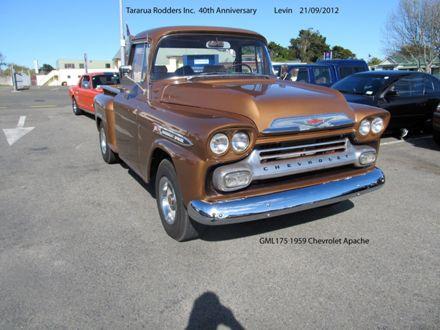 GML175 Chevrolet Apache
