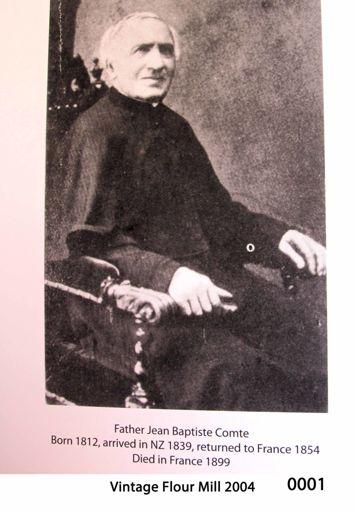 Father Jean-Baptise Comte 1854