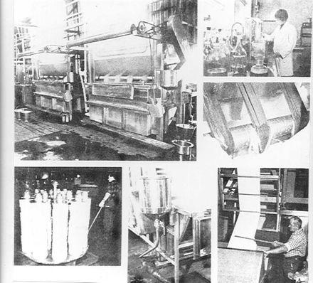 Levin Dye-Works Ltd., Totara St., Levin, c.1972