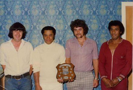 Shannon Swimming Club c. 1970