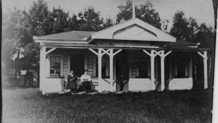 Shannon Recreation Ground (Domain) - Pavilion