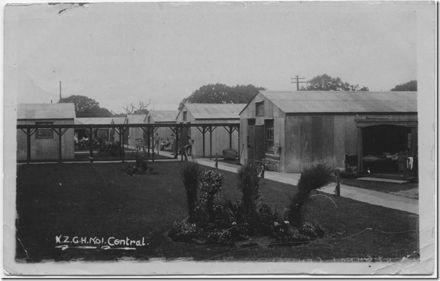 1918 1st NZ General Hospital Brockenhurst