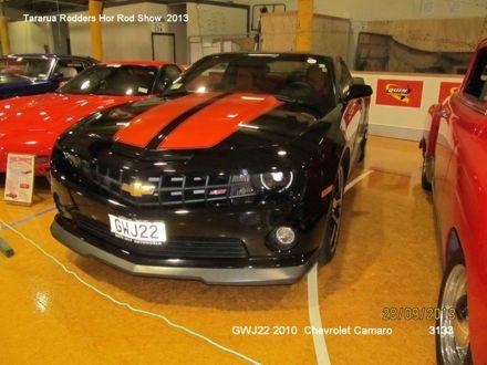 3133 GWJ22 2010 Chevrolet Camaro