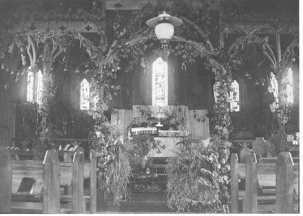 Saint Mary's Harvest Festival