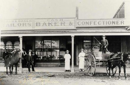 Heaseman and Baker, and Perreau Bakery