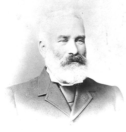 Peter Bland Bartholomew (portrait)