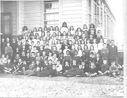Levin School Pupils, c.1900