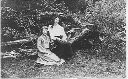 """MacDonald, Flora & McDonald, Flora (""""The Two Flora's')"""