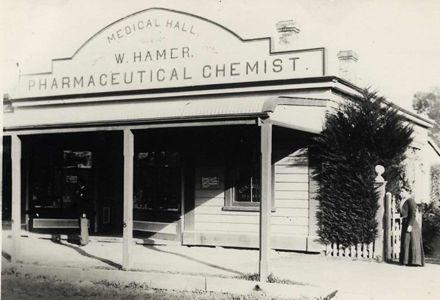 Hamer Building , Main Street, Foxton