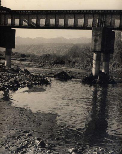 Ohau River and Railway Bridge