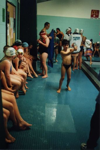 Manawatu Swim Centre League Meet