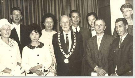 N.Z. Citizenship ceremony, 1969