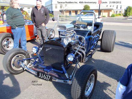 JU637 1923 Ford