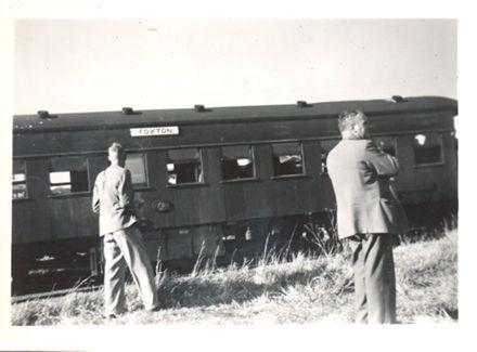 Foxton's Last train