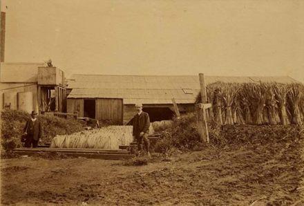 Flaxmill, Foxton