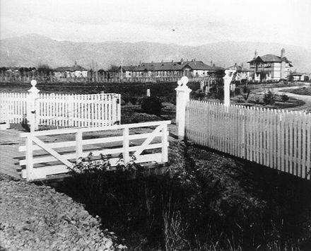 Main Entrance, Weraroa Boys Training Farm