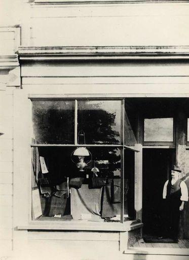 Osborne Tailors, Main Street, Foxton