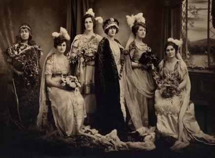 Foxton Queen Carnival 1921