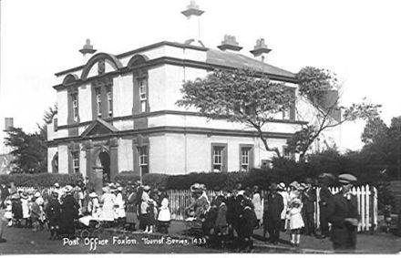 Post Office Foxton