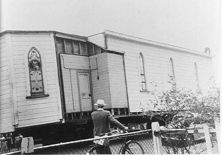 Moving Presbyterian Church