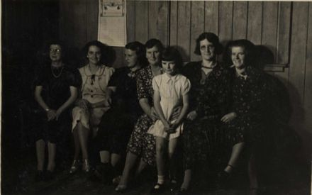 Committee Members of Shannon Queen Carnival, c.1938