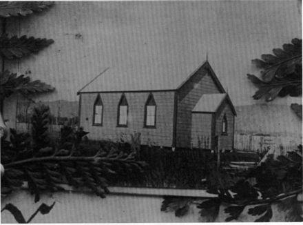 Methodist Church, Shannon