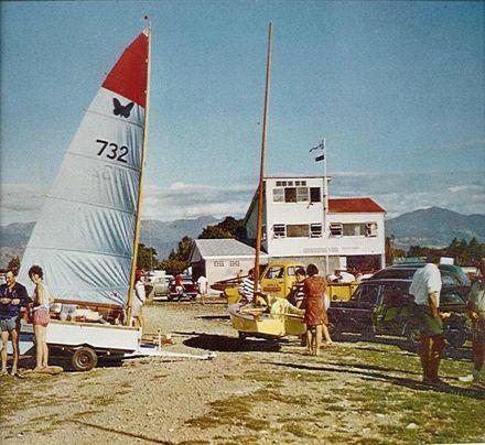 Yachting, Lake Horowhenua