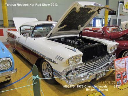 3127 HBC170 1958 Chevrolet Imparla
