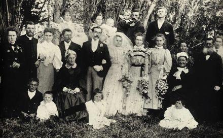 Walsh / Howan Wedding