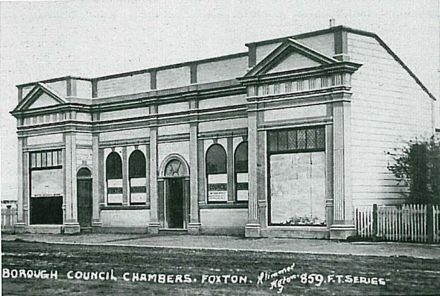 Foxton Borough Chambers