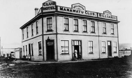 Club Hotel, Shannon, c.1894