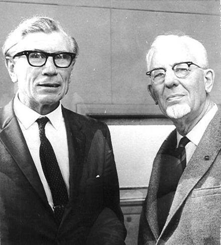 Dr Trueman and Mr Herbert, 1969