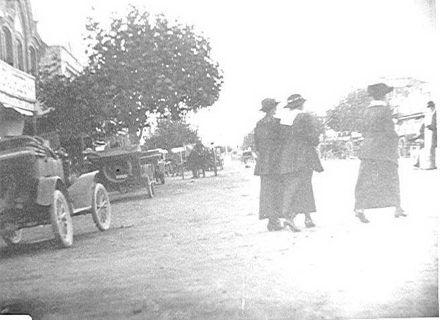 Oxford Street, Levin, c.1920