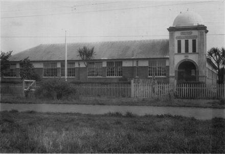 Foxton School c.1920