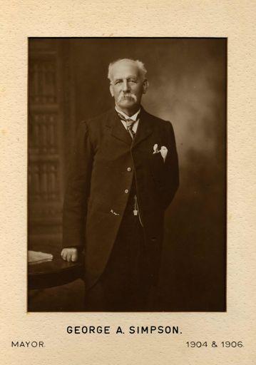 George S Simpson
