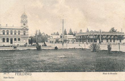 Feilding Post Office