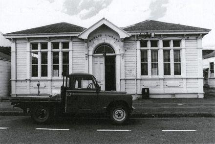 Feilding Public Library, c. 1900's