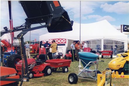 Central District Field Days