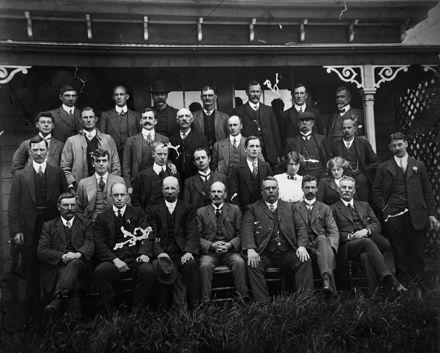 Rangitikei Sawmillers' Co-operative Association Ltd, c. 1912