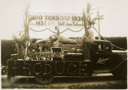 Halcombe Jubilee 1937