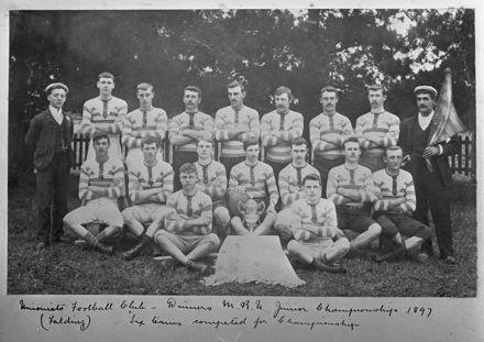 Unionist Rugby Football Club, 1897