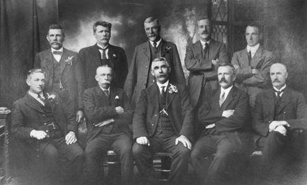 Kairanga County Council, 1916 - 1917